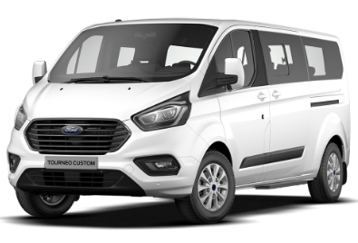 Photo Ford Tourneo Custom L2 Trend 2.0 Tdci 130 Auto