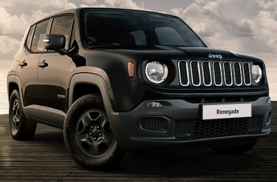 Photo Jeep Renegade Sport 1.6 MJT 120 2WD