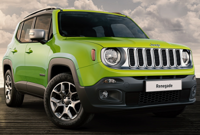Photo Jeep Renegade Limited 1.6 MJT 120 2WD