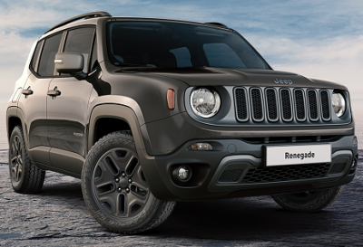 Photo Jeep Renegade Trailhawk 2.0 MJT 170 Auto 4WD AD LOW