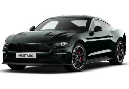 photo Ford Mustang Fastback GT Bullitt 5.0 Ti-VCT V8 460 ch
