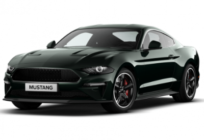 Photo Ford Mustang Fastback GT Bullitt 5.0 Ti-VCT V8 460 ch
