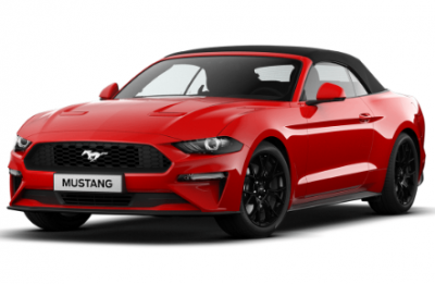 Photo Ford Mustang Convertible 2.3 Ecoboost 290 ch