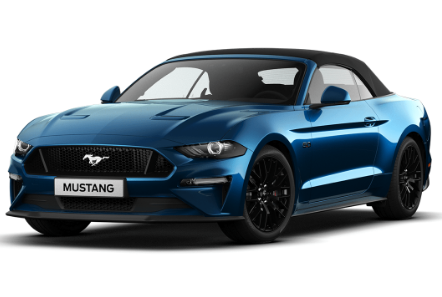 photo Ford Mustang Convertible GT 5.0 Ti-VCT V8 450 ch Auto