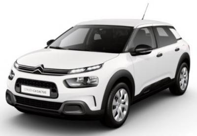 Photo Citroën C4 Cactus Live BlueHDI 100 S&S