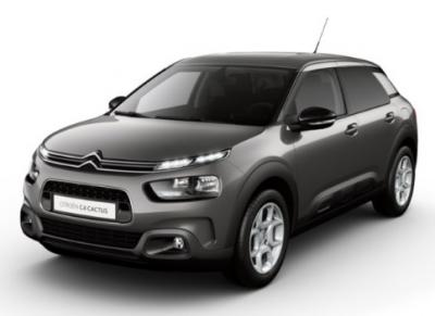 Photo Citroën C4 Cactus Feel BlueHDI 100 S&S