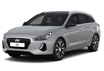 Photo Hyundaï i30 SW Twist 1.6 CRDI 110 7-DCT