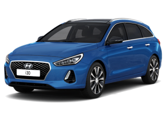 Photo Hyundaï i30 SW Sky 1.6 CRDI 136 6M/T