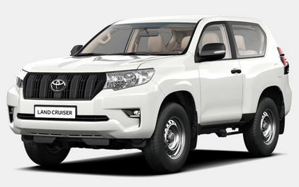 photo Toyota Land Cruiser Le Cap 180D 4WD 3p.