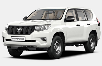 Photo Toyota Land Cruiser Le Cap 180D 4WD 5p.