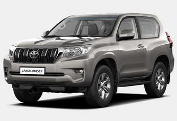 photo Toyota Land Cruiser Life 180D 4WD 3p.