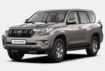 photo Toyota Land Cruiser Life 180D 4WD 5p.