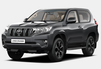 photo Toyota Land Cruiser Légende 180D 4WD Auto 3p.