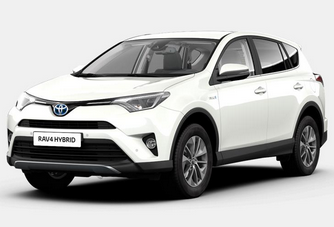 Photo Toyota RAV 4 Tendance Hayon automatique 2.5e-CVT 200 Hybrid 2WD