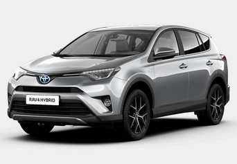 Photo Toyota RAV 4 Dynamic Edition Cuir JBL 2.5e-CVT 200 Hybrid 4WD