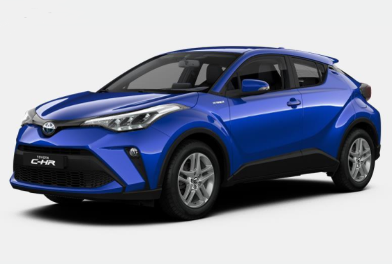 photo Toyota C-HR Active 1.8 e-CVT 125 Hybrid 2WD