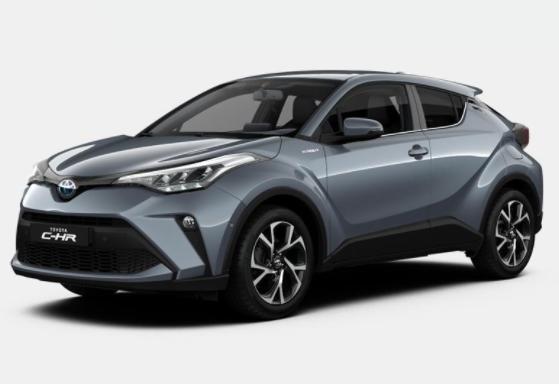 photo Toyota C-HR Advance 1.8 e-CVT 125 Hybrid 2WD