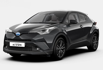 Photo Toyota C-HR Distinctive JBL et Full LED e-CVT 125 Hybrid 2WD
