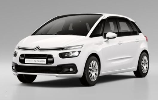 citroen c4 picasso live 1 6 bluehdi 120 s s eat6 priscar. Black Bedroom Furniture Sets. Home Design Ideas