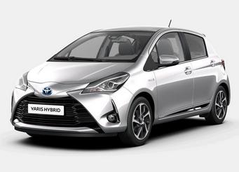 photo Toyota Yaris Advance 1.5 e-CVT 100H