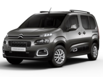 Photo Citroen Berlingo Shine BlueHDI 100 Taille M