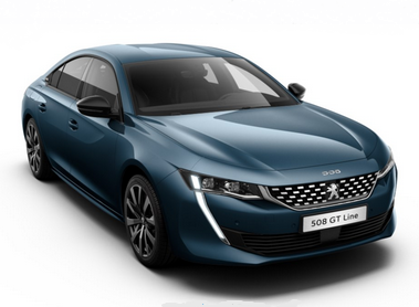 Photo Peugeot 508 GT Line BlueHDI 160 S&S EAT8