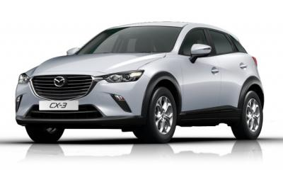 Photo Mazda CX3 Evolution 1.8 D 115cv 2WD