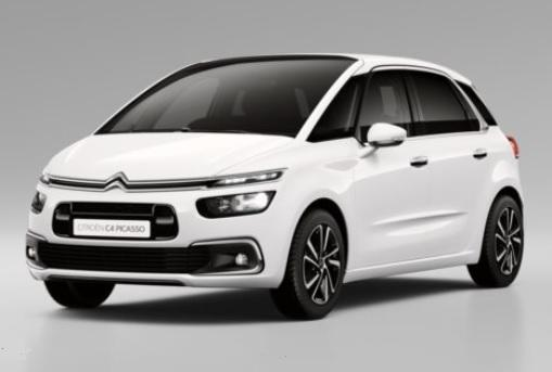 citroen c4 picasso shine 1 6 bluehdi 120 s s priscar. Black Bedroom Furniture Sets. Home Design Ideas