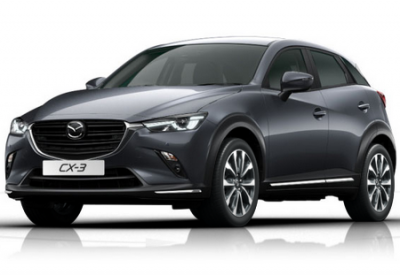 Photo Mazda CX3 Zenith 1.8 D 115cv 4WD