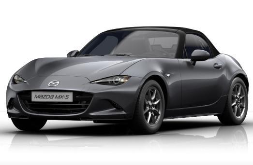 photo Mazda MX5 Zenith 2.0L SkyActiv-G 184 i-Stop & i-Eloop