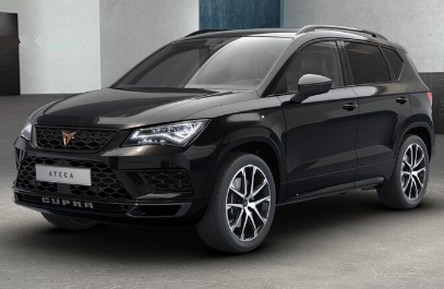 seat ateca cupra 2 0 tsi 300 dsg7 4drive priscar. Black Bedroom Furniture Sets. Home Design Ideas