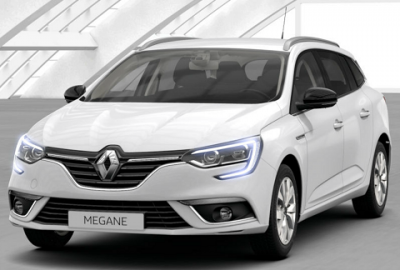 Photo Renault Megane 4 Estate Limited Tce 140 EDC