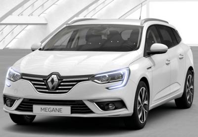 Photo Renault Megane 4 Estate Bose Edition Tce 160 EDC