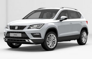 Photo Seat Ateca Xcellence 2.0 TDI CR 150 S&S DSG