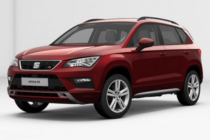 Photo Seat Ateca FR 2.0 TDI CR 150 S&S DSG