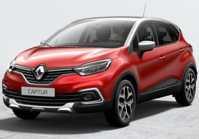 Photo Renault Captur Intens Tce 150