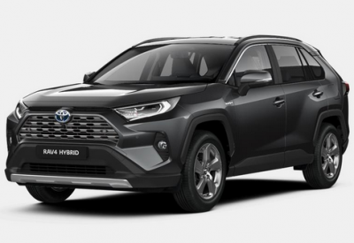 Photo Toyota RAV 4 Luxury 2.5 e-CVT 221 Hybrid 4WD