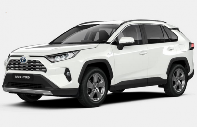 Photo Toyota RAV 4 Dynamic Plus 2.5 e-CVT 218 Hybrid 2WD