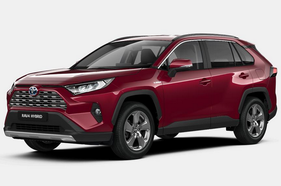 photo Toyota RAV 4 Dynamic 2.5 e-CVT 218 Hybrid 2WD