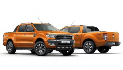 Photo Ford Ranger Double Cabine Wildtrak Tdci 200 Auto 4x4