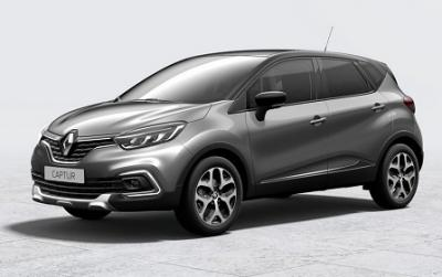Photo Renault Captur Intens Tce 90