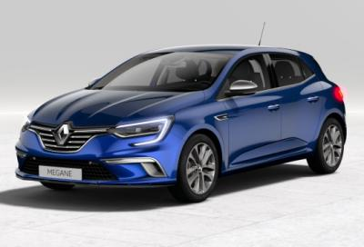 Photo Renault Megane 4 GT Line Blue Dci 150 EDC