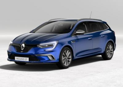 Photo Renault Megane 4 Estate GT Line Blue Dci 150 EDC