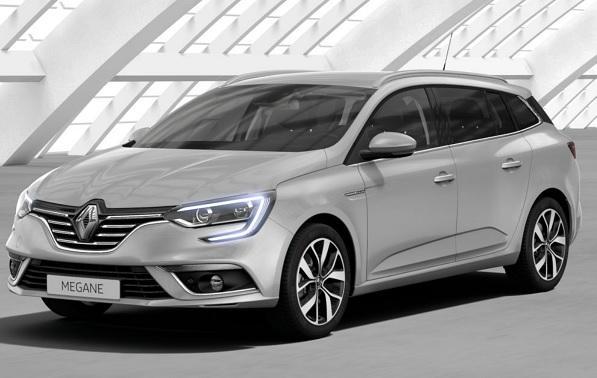 photo Renault MEGANE 4 Estate Bose Edition Tce 140