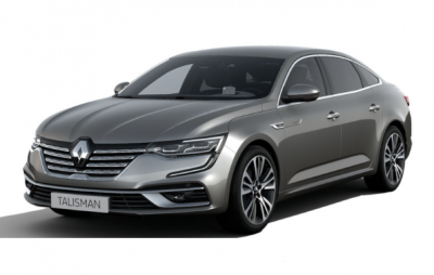 Photo Renault Talisman Initiale Paris Blue Dci 160 EDC