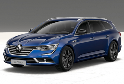 Photo Renault Talisman Estate S-Edition Blue Dci 120