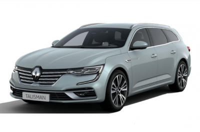 Photo Renault Talisman Estate Initiale Paris Blue Dci 190 EDC