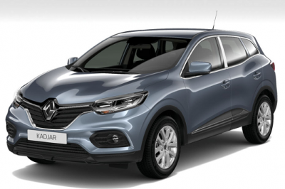 Photo Renault Kadjar Zen Blue Dci 115