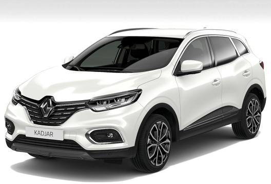 photo Renault Kadjar Intens Tce 140 EDC