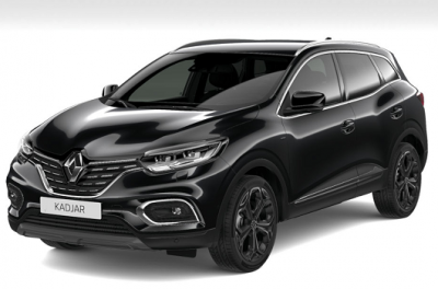 Photo Renault Kadjar Black Edition Blue Dci 150 4x4